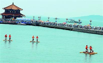 青岛迈向国际滨海度假城市