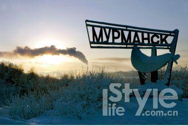 不冻港的冷酷气息。