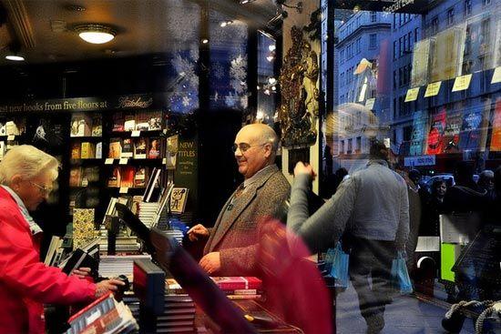 英国伦敦,哈查兹书店