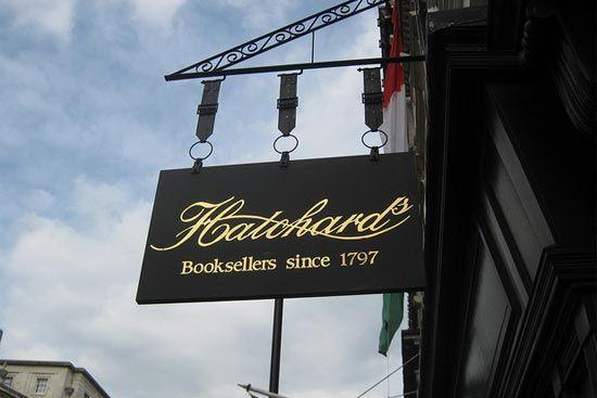 英国最有年头的贵族书店