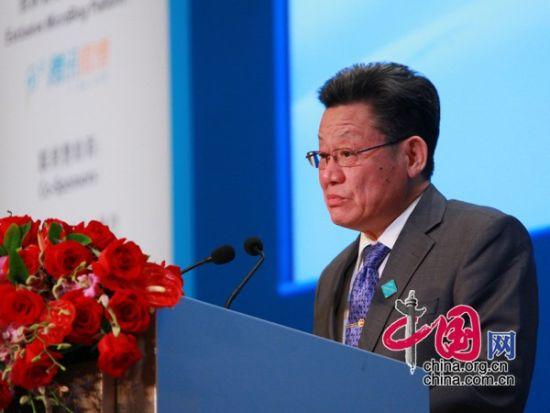 联合国副秘书长沙祖康