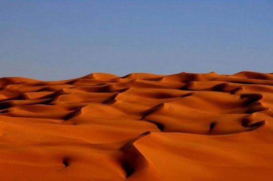 撒哈拉,世界上最大的沙漠