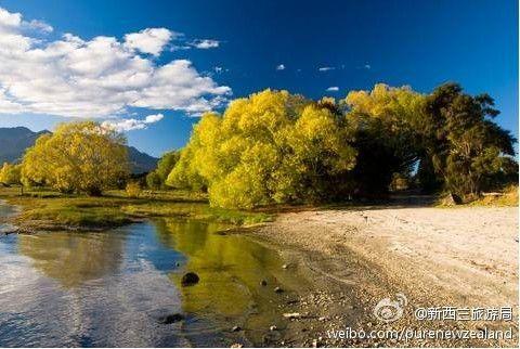 夏日周末,于瓦纳卡湖边享清凉