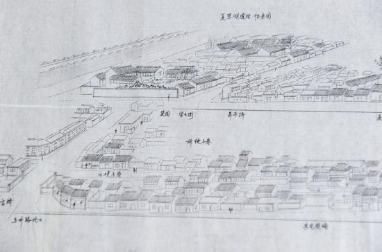 画纸上的城墙记忆(组图)