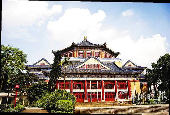 中山纪念堂(胡洪波 东方IC)