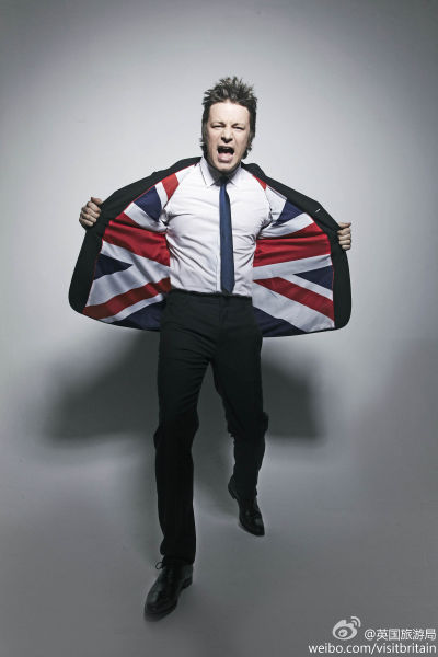 英国的新新食神Jamie Oliver请你来吃饭