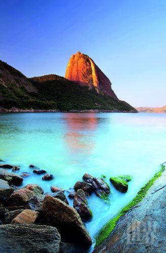 巴西科巴卡巴纳海滩