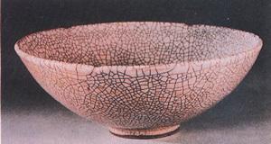 南宋·哥窑葵口碗