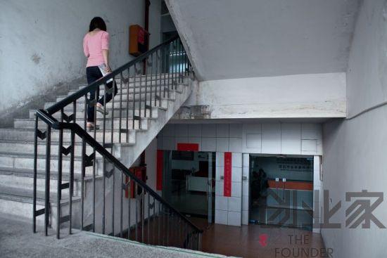 理邦工厂楼上有三家医疗器械公司,其中两家创始人来自安科 摄影/陈孝悦