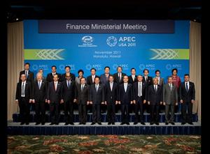 APEC财政部长会议