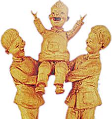 上海部分市级非物质文化遗产之海派黄杨木雕