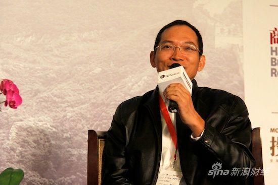 深圳市创新投资集团总裁李万寿
