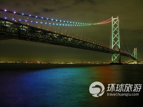 日本明石海峡大桥