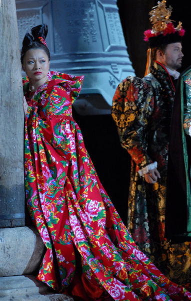 艺术家张洹为巴洛克歌剧《塞魅丽》执导和担任舞台设计