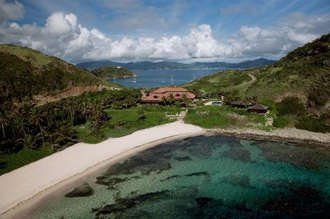 巴哈马群岛:来佛礁(Lyford Cay)