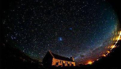 特卡波――全球最美星空
