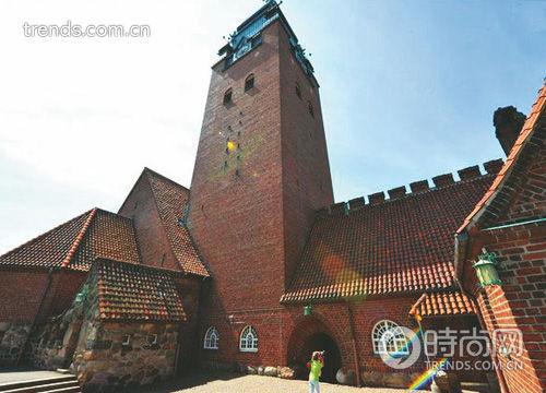 从罗斯博物馆到哥德堡教堂