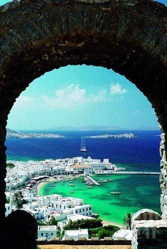 遥望爱琴海