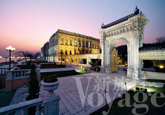 奥斯曼帝国的老皇宫酒店