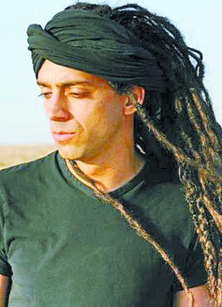 以色列特拉维夫著名音乐人依丹瑞伽