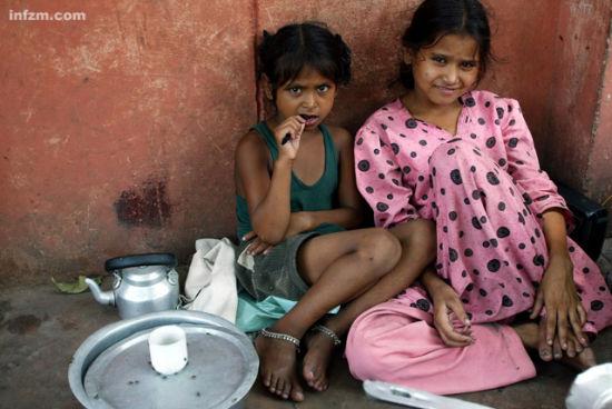 从一般观光者的角度看,印度的一些角落生存状态堪忧