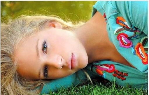 9.以色列,特拉维夫市以色列有世界上最好看的女子,也许是因为她们独特的迷人的绿眼睛。