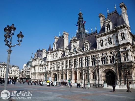 市政厅(法国巴黎)