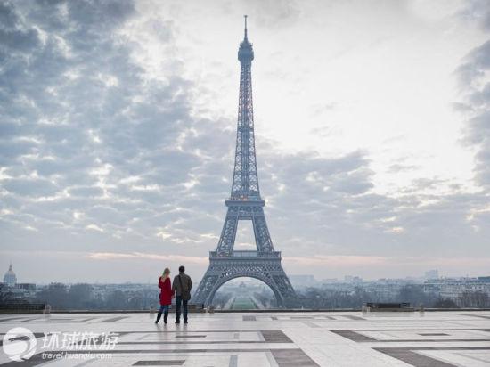 埃菲尔铁塔(法国巴黎)