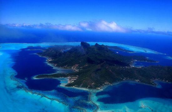 波拉波拉珊瑚礁