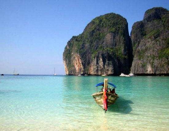 泰国皮皮群岛