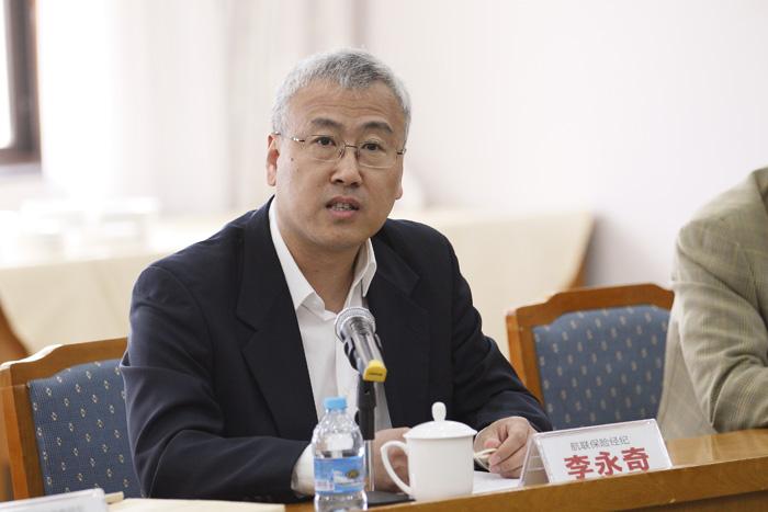 航联保险经纪董事长李永奇:消费者服务能力决定保险经纪人的发展