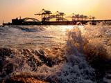 曹妃甸原油码头