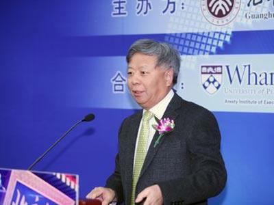 金立群:要让中国的企业走出去
