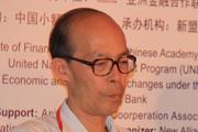 嘉宾中国小额信贷联盟理事长杜晓山