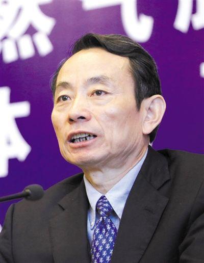 图为中石油董事长蒋洁敏