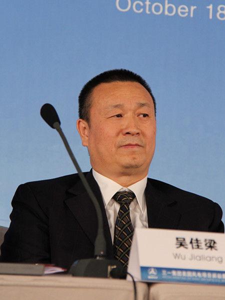 三一集团副总经理-美国Ralls公司首席执行官吴佳梁