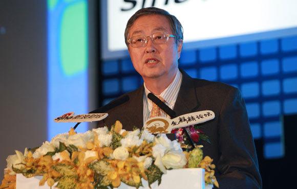 中国人民银行行长周小川