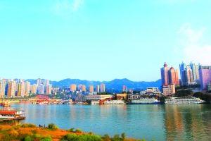 重庆城市风光