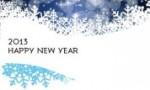 "HAPPY NEW YEAR""2013倒计时"""