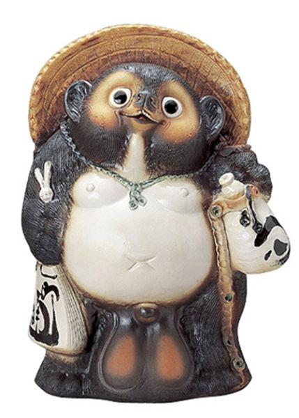 图7-信乐陶塑狸