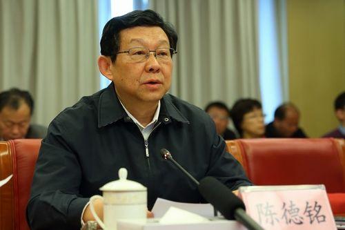 商务部部长陈德铭