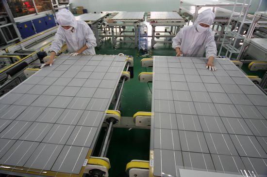 中国光伏企业还魂重排座次|光伏企业|保利协鑫