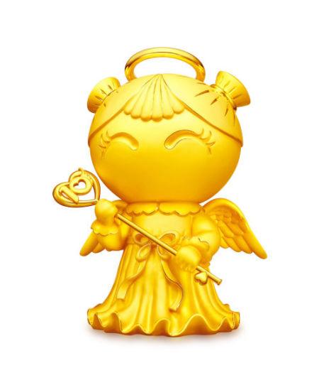 """包括故意模仿""""福星宝宝""""以可爱小天使代表不同祝福之创作理念,非法"""