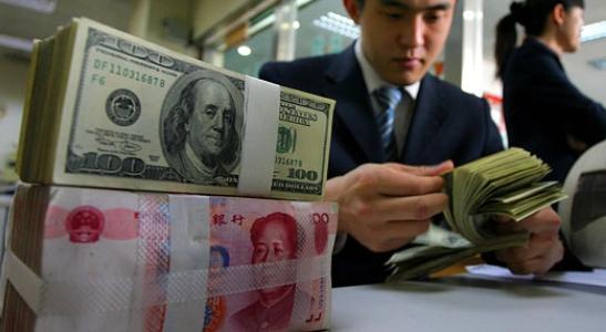 货币存量百万亿为何还钱荒?图片