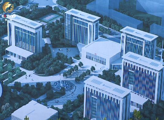 广德县城区规划图