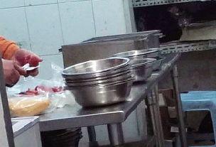 711厨房。