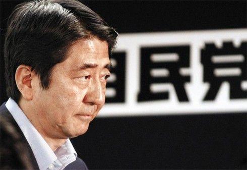 日本未来的战略意图,已经在安倍晋三的眼神和表情中以及他的追随者高昂的情绪中泄露出来。