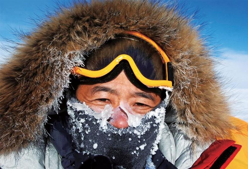 王石:中国企业家登顶珠峰第一人