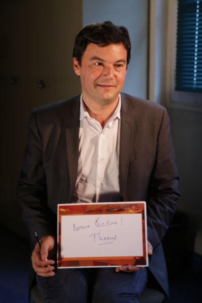 《21世纪资本论》作者、法国经济学家皮凯蒂(Thomas Piketty)国经济学家皮凯蒂(Thomas Piketty)