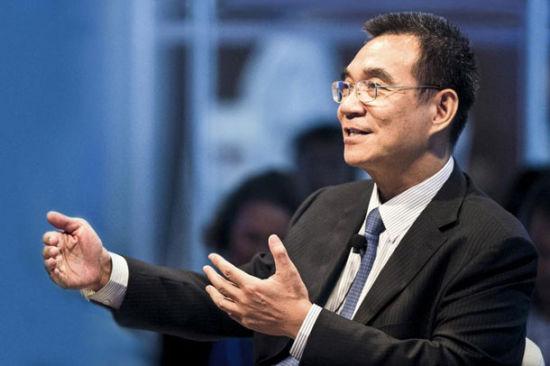 前世行副总裁,首席经济学家,新浪财经专栏作家 林毅夫